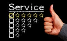 get more 5 star reviews for service business